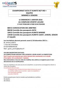 03 01 2016 CONVOCATION CHPT BR KATA ET KUMITE IND EQUI MF MINIMES A SENIORS_000001