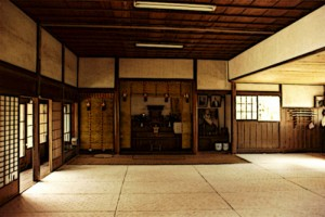 dojo-traditionnel