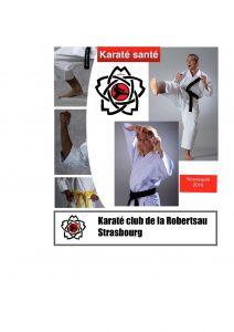 Karaté Santé / Strasbourg @ Salle Ménora boulevard de Dresde @ Salle Ménora | Strasbourg | Alsace-Champagne-Ardenne-Lorraine | France