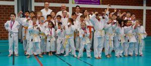 Cours de karaté enfants @ Salle Ménora / Parlement Européen | Strasbourg | Grand Est | France