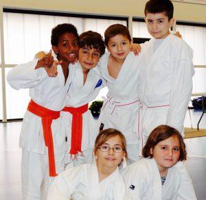 Cours de karaté enfants @ Gymnase AGR | Strasbourg | Grand Est | France